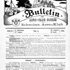1906 AeroRevue