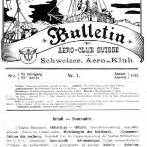 1912 AeroRevue