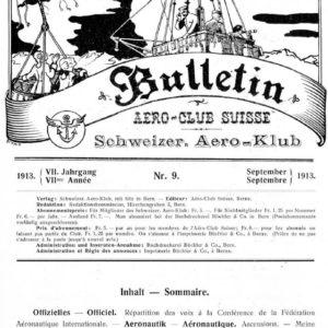 1913 AeroRevue