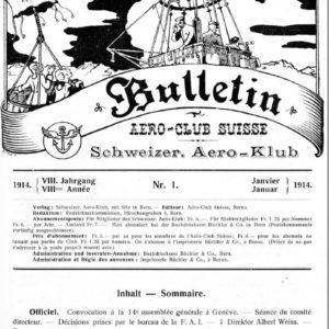 1915 AeroRevue
