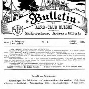 1916 AeroRevue