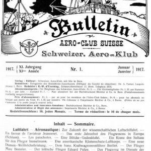 1917 AeroRevue