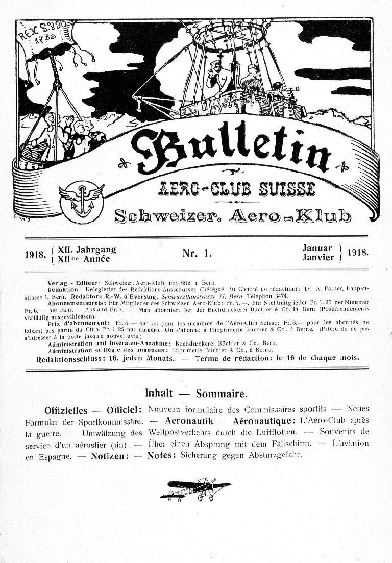 1918 AeroRevue