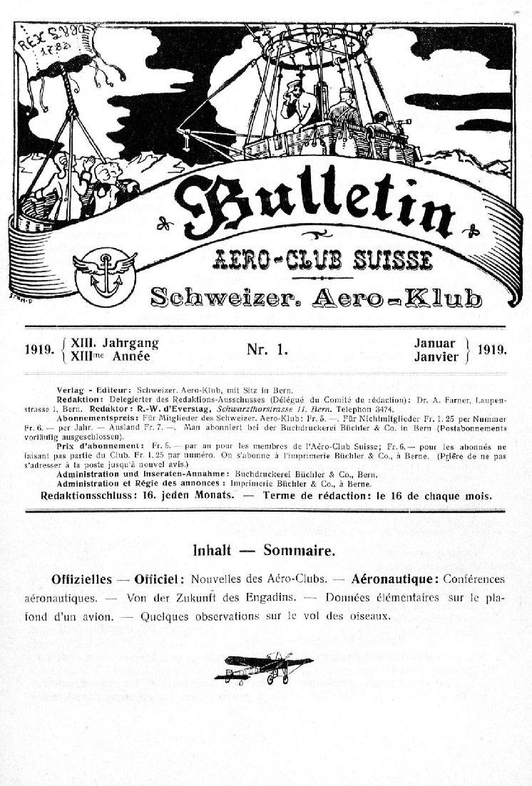 1919 AeroRevue