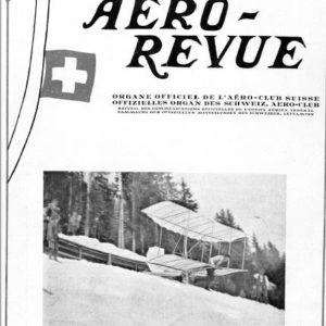 1922 Aero Revue