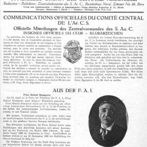 1924 AeroRevue