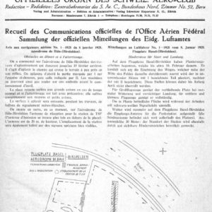 1925 AeroRevue