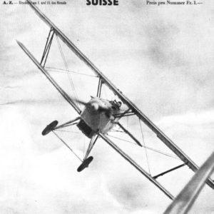 1930 Aero Revue